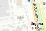 Схема проезда до компании Стандарт Пластик Групп в Белгороде