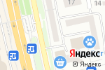 Схема проезда до компании Красуля в Белгороде