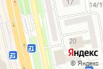 Схема проезда до компании Виталити в Белгороде