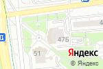 Схема проезда до компании Заповедник в Белгороде