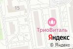 Схема проезда до компании Пивград в Белгороде