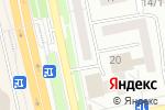 Схема проезда до компании Быстрый займ в Белгороде
