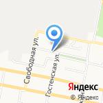 Арбитражный суд Белгородской области на карте Белгорода