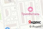 Схема проезда до компании Е-сигары.рф в Белгороде