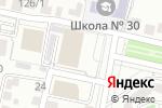 Схема проезда до компании Арбитражный суд Белгородской области в Белгороде