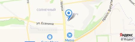 Студия грез на карте Белгорода