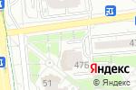 Схема проезда до компании АВС-электро в Белгороде