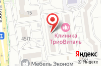 Схема проезда до компании ВОДОЛАЗ-МАСТЕР в Белгороде