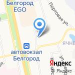 Магазин автомототехники на карте Белгорода
