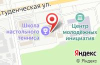 Схема проезда до компании Ваш Юрист в Белгороде