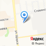 Е-сигары.рф на карте Белгорода