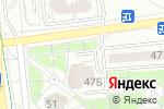 Схема проезда до компании Союзник в Белгороде