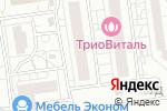 Схема проезда до компании #Рукиножницы в Белгороде