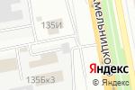 Схема проезда до компании Термокомплект в Белгороде