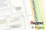 Схема проезда до компании ПризмаПласт в Белгороде