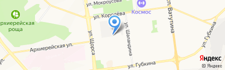 Наноструктурные материалы и нанотехнологии на карте Белгорода
