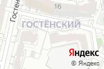 Схема проезда до компании БЕЛПЛЕКС в Белгороде