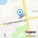 Аккумуляторы на карте Белгорода