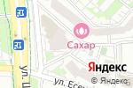 Схема проезда до компании Талант в Белгороде