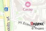 Схема проезда до компании Плавник в Белгороде