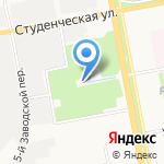 Часовня Почаевской иконы Божией матери на карте Белгорода