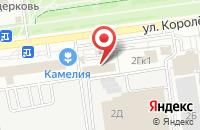 Схема проезда до компании Эдисон в Белгороде