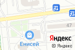 Схема проезда до компании Евроокна XXI век в Белгороде