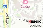 Схема проезда до компании ДенталСтудио в Белгороде