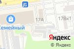 Схема проезда до компании Лавка мастеров в Белгороде