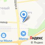 Raumplus на карте Белгорода