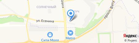ДенталСтудио на карте Белгорода