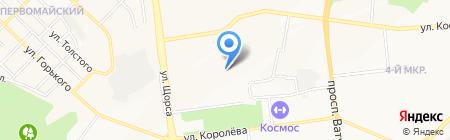Начальная школа на карте Белгорода