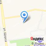 Паркинг на карте Белгорода