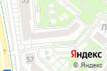 Схема проезда до компании 4GAME в Белгороде