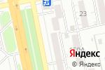 Схема проезда до компании Империя пива в Белгороде