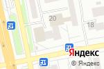 Схема проезда до компании Тап.ко в Белгороде