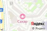Схема проезда до компании Мир НЕМАН в Белгороде