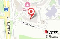 Схема проезда до компании Тиролит в Белгороде