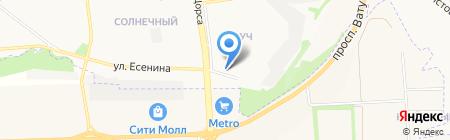 Застройщик Плюс на карте Белгорода