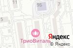 Схема проезда до компании МАИ в Белгороде