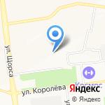 Детский сад №53 комбинированного вида на карте Белгорода