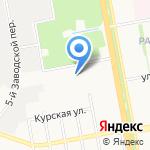 Православная гимназия во имя святителей Мефодия и Кирилла на карте Белгорода