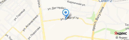 MaxInterior на карте Белгорода