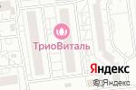 Схема проезда до компании РЕСУРС в Белгороде