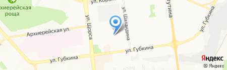 Добрая аптека на карте Белгорода