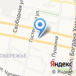 Белгородземпроект на карте Белгорода