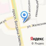 Наш Белгород на карте Белгорода