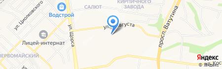 Релакс на карте Белгорода