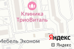 Схема проезда до компании Карамелька в Белгороде