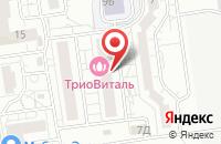 Схема проезда до компании Развитие в Белгороде